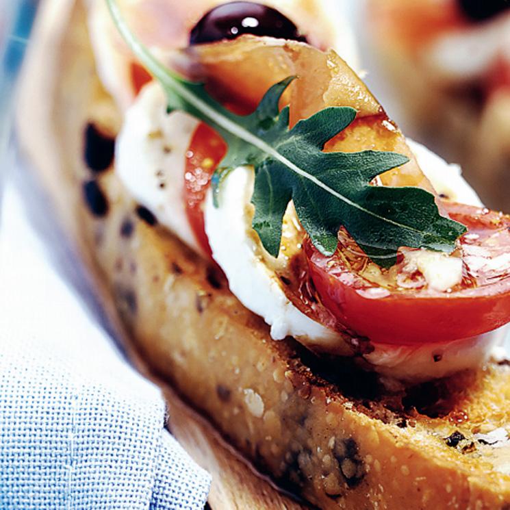 Deliciosas tostas: el mundo entero sobre una rebanada pan