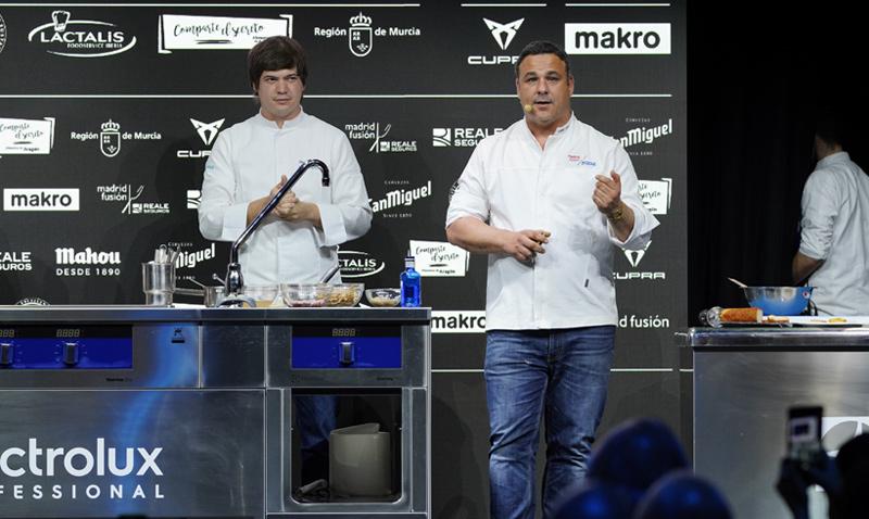 ¿Te gustaría disfrutar de clases magistrales gratuitas a cargo de los mejores chefs?