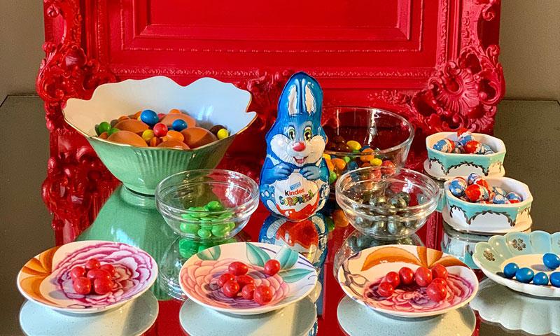 'El arte de decorar la mesa' por Fiona Ferrer Leoni: una Semana Santa diferente