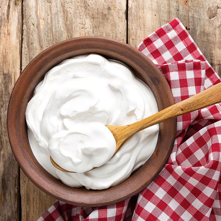 9 recetas increíbles con yogur