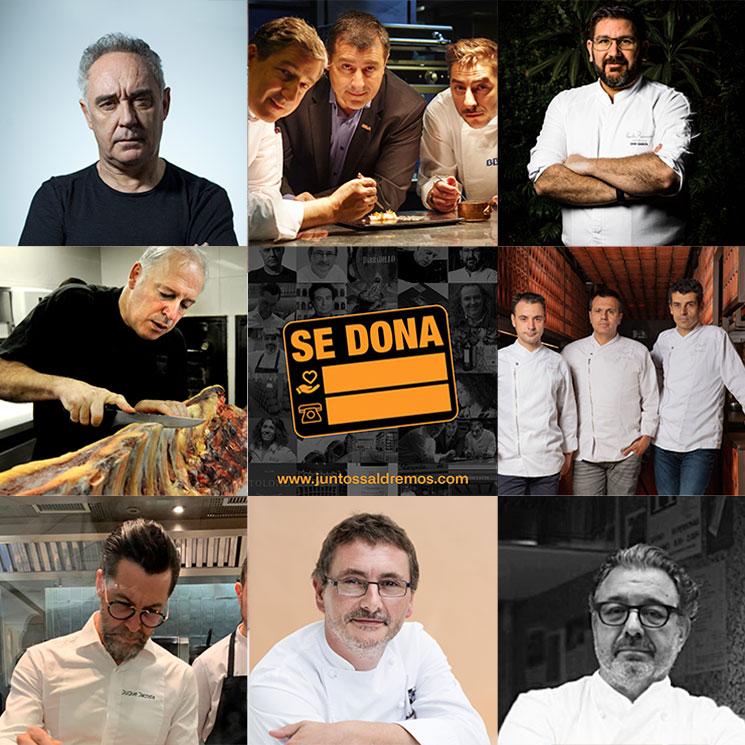 #juntossaldremos, una nueva iniciativa solidaria de la gastronomía