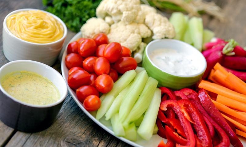 Cocina sana: ¿buscando aperitivos sanos, fáciles y vistosos? ¡Tenemos la solución!