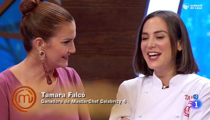 Tamara Falcó con Samantha Vallejo-Nágera