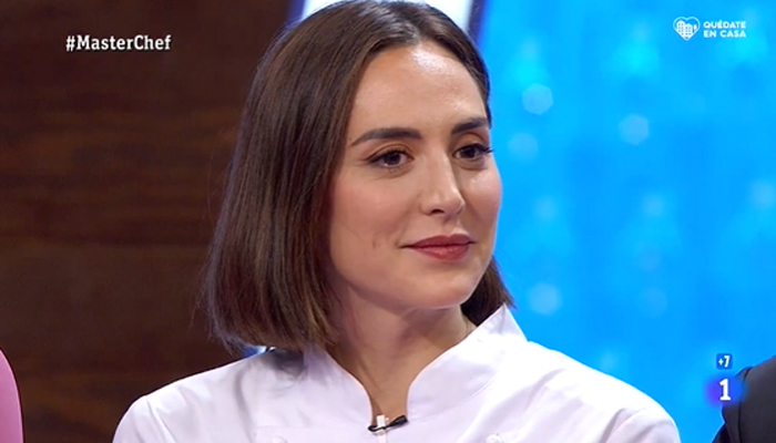 Tamara Falcó en MasterChef