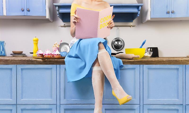Letras con sabor para llevarte a la cocina