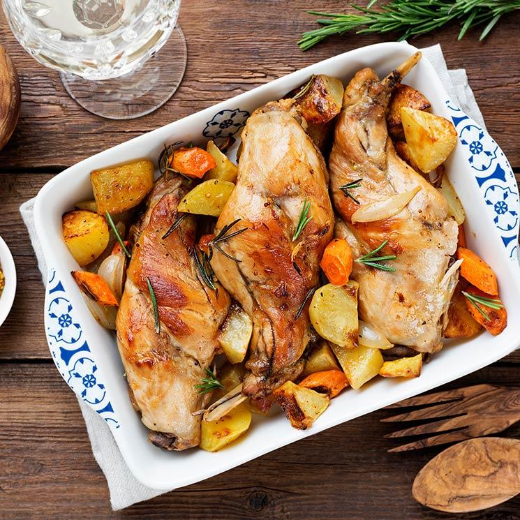 Recetas con carne de conejo: sanas, ricas, económicas y fáciles de preparar