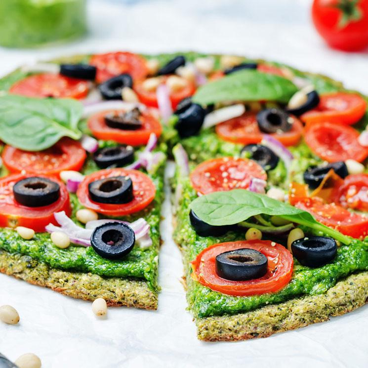 Prueba estas sorprendentes pizzas con masas diferentes