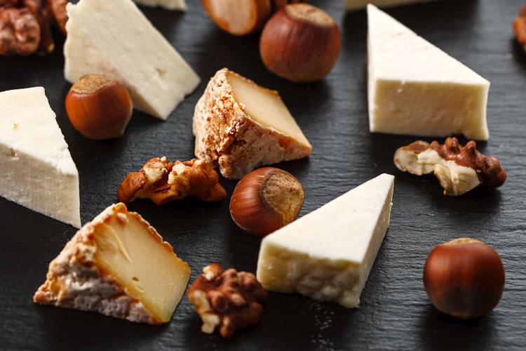 Si combinas estos quesos con estos alimentos… ¡tu paladar será un festival!