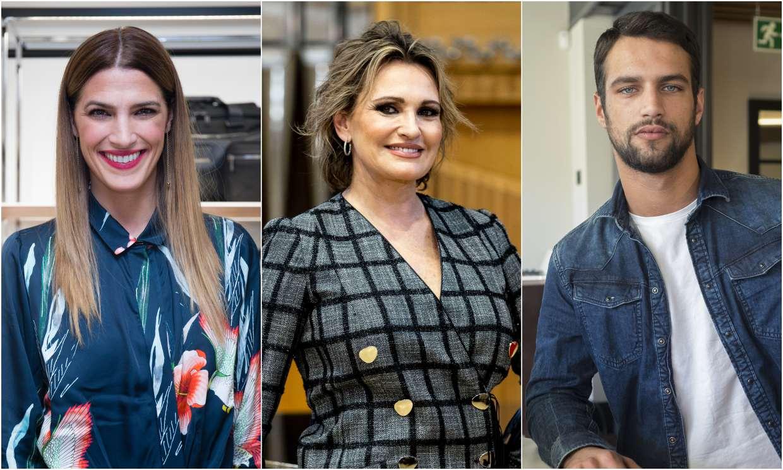 Ainhoa Arteta, Laura Sánchez y Jesús Castro se incorporan a 'MasterChef Celebrity 5'