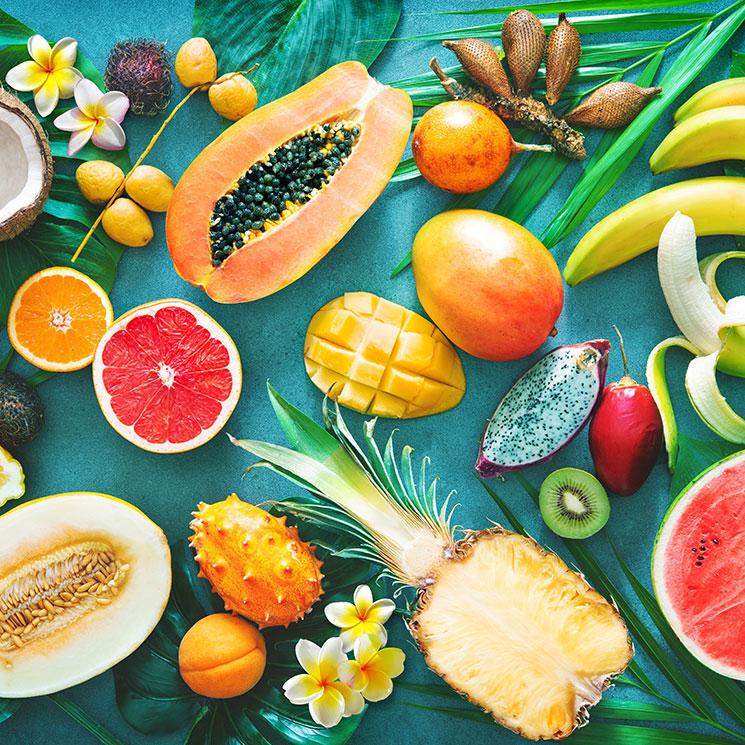 Inunda tu cocina de sabor, color y aroma tropical