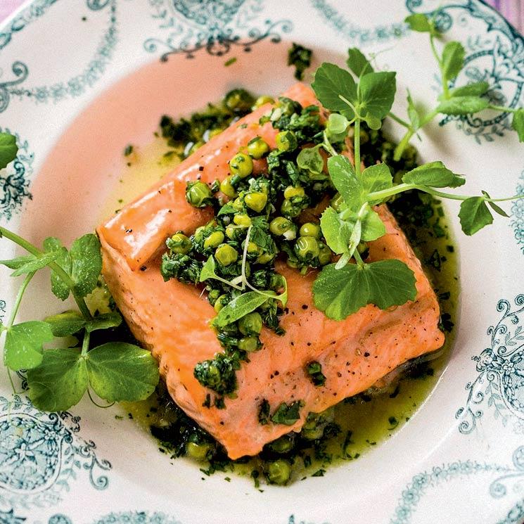 Recetas marineras perfectas para tus menús más 'healthy'