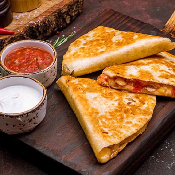 quesadilla-chorizo
