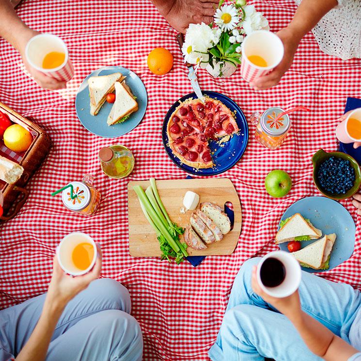 ¡Nos vamos de pícnic! Ideas y trucos para disfrutar al aire libre
