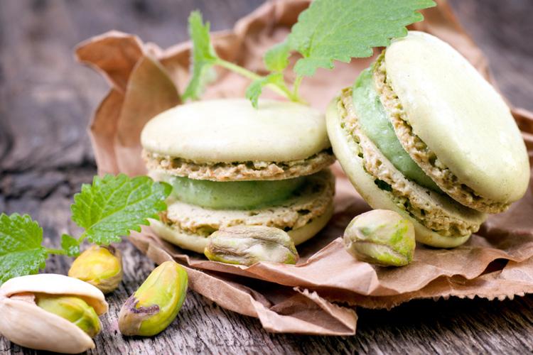 macarons-pistacho