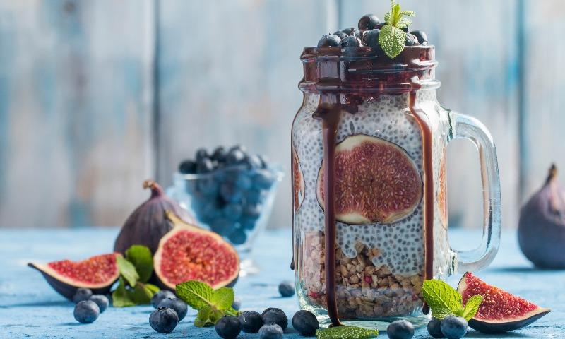 Cinco formas de incluir las semillas de chía en tu dieta