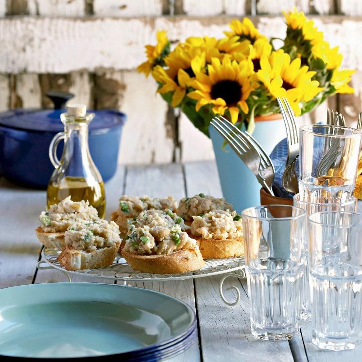 Diez aperitivos para tu mesa de verano con ayuda de tu Thermomix