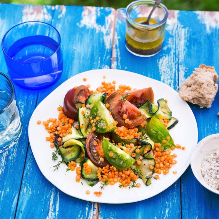 19 recetas para demostrar que las legumbres también son para el verano