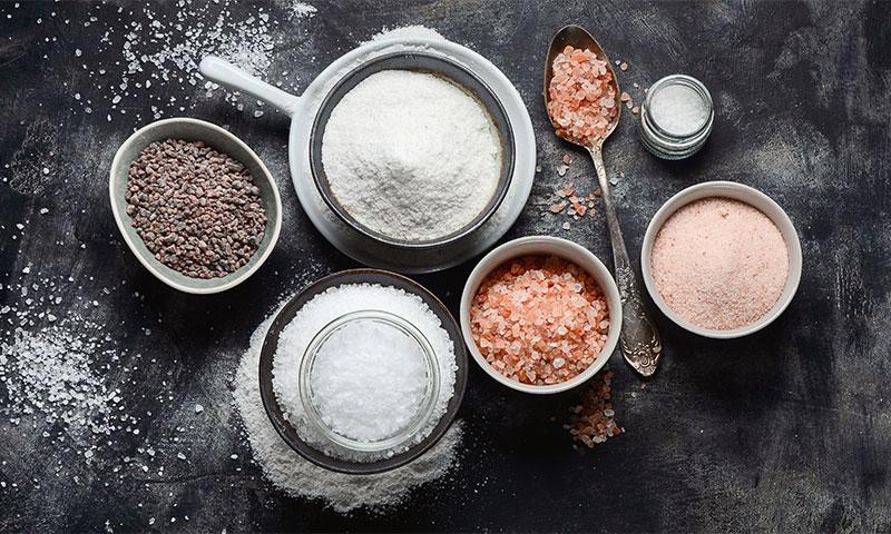 Fina, gruesa, en escamas, yodada... ¿cuántos tipos de sal conoces?