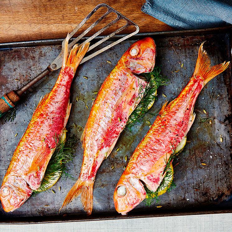 Cocina ligera: siete recetas sanas y muy sabrosas para disfrutar del pescado de temporada