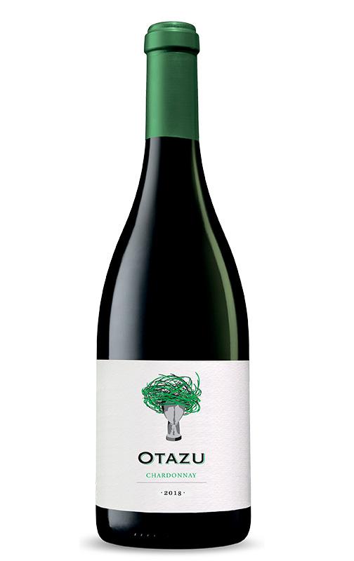 Otazu Chardonnay. Bodegas Otazu (D.O.P. Pago de Otazu, Navarra)