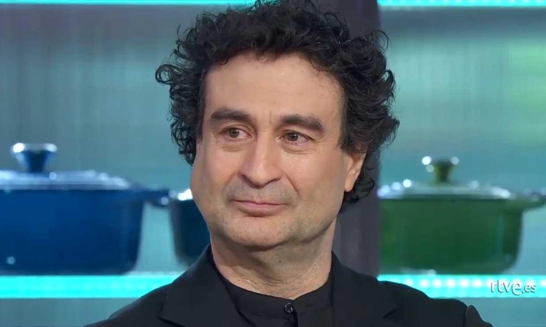 Las lágrimas de Pepe Rodríguez en el primer programa de 'MasterChef' tras la cuarentena