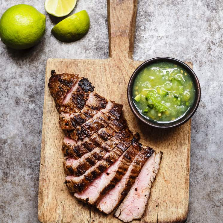 11 recetas de salsas para dar un extra de sabor a tus platos de carne