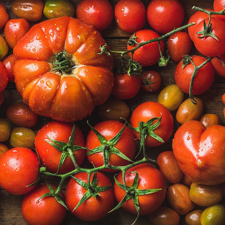 Los mejores tipos de tomate con los que preparar un exquisito salmorejo