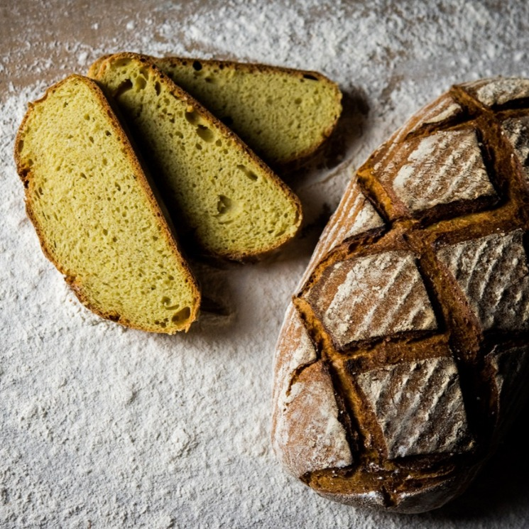 ¿Sabes cuál es el secreto de este pan amarillo?