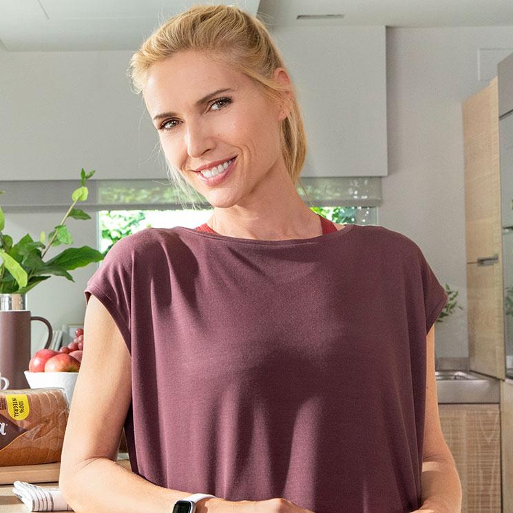 Judit Mascó: 'Me gusta cuidarme por dentro y por fuera, sin renunciar al placer de comer'