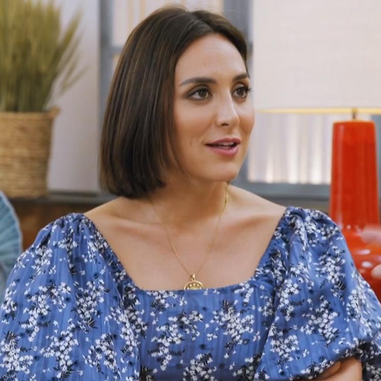 Tamara Falcó recuerda a su padre en su vuelta a la tele