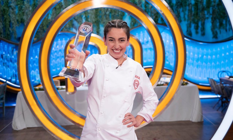 ¡Noche de triunfos! Ana se convierte en la ganadora de 'MasterChef 8'