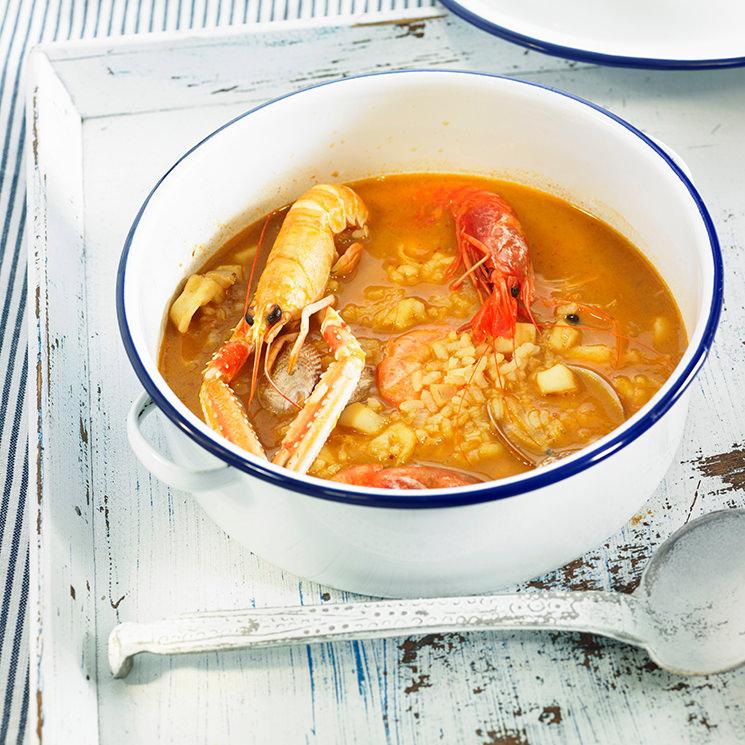 Conoce las diferencias entre arroz caldoso y arroz meloso