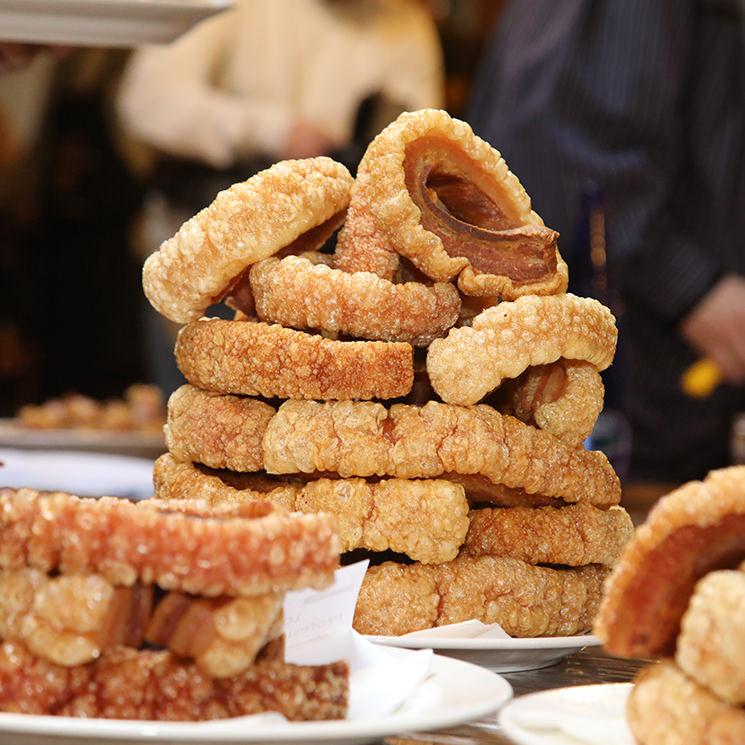 Torreznos de Soria, las joyas gastronómicas que han conquistado a los Reyes