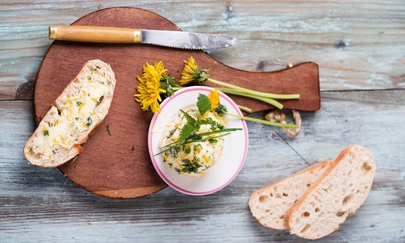 Cuatro recetas de pan y mantequilla para desayunar