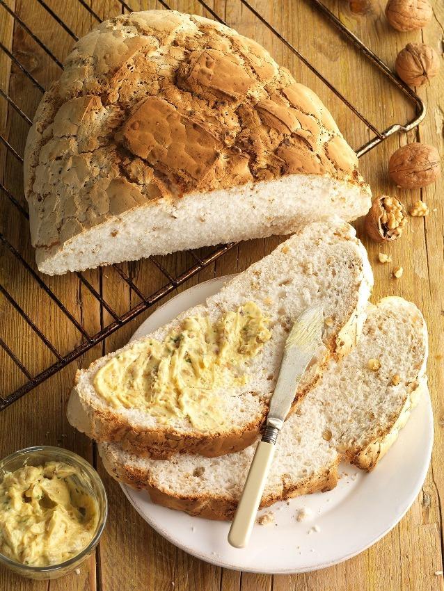 pan-nueces-sin-gluten-mantequilla