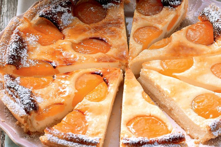 tarta-queso-albaricoque