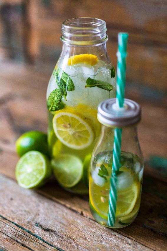 agua-limon-lima-menta