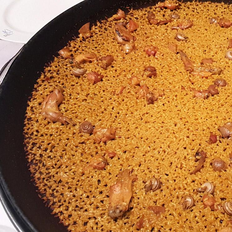 Restaurante Elías: un arroz memorable