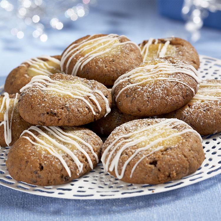 Cookies de ciruela
