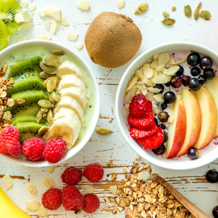 'Morning bowl' para principiantes: desayunos sanos, ligeros y deliciosos
