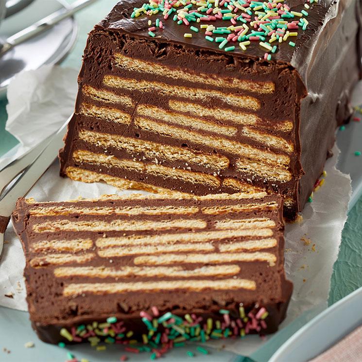Originales versiones de la clásica tarta de galleta