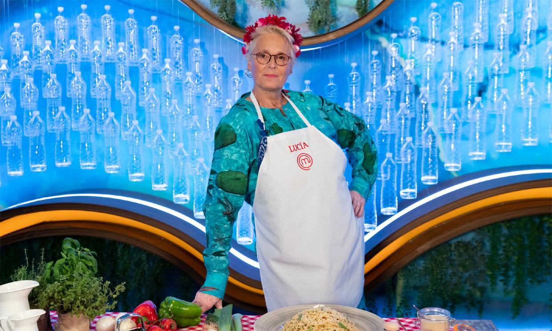 Lucía Dominguín: 'En mi casa no había televisión, había cocina'