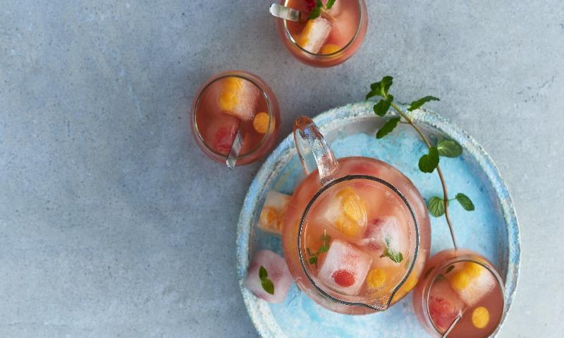 'Mocktails' para cuidarse y disfrutar de la vuelta a casa