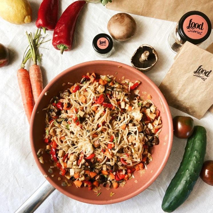 Comida saludable y sostenible directamente a tu casa, la nueva tendencia del 'delivery'