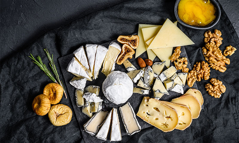 Descubre 10 quesos franceses a través de estas 10 recetas