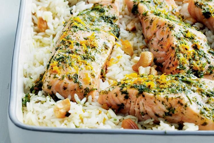 salmon-arroz-vapor