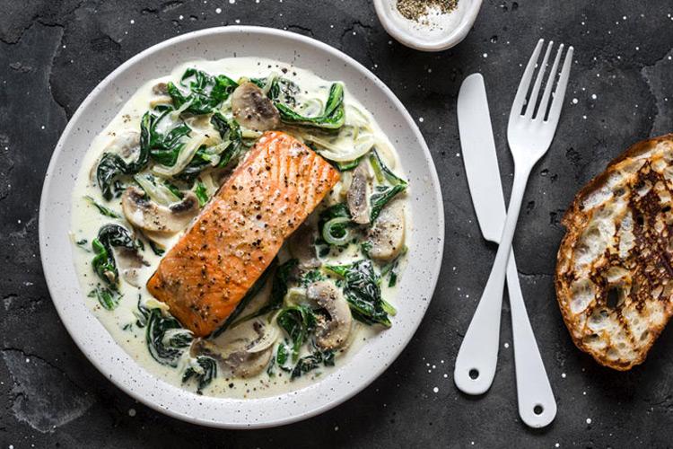 salmon-horno