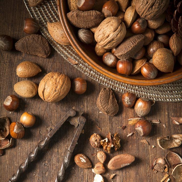Nueces para disfrutar en otoño y para ganar en salud