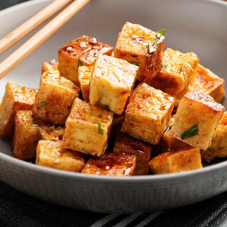 Tofu, tempeh, seitán… en una 'batalla nutricional', ¿quién saldría ganando?