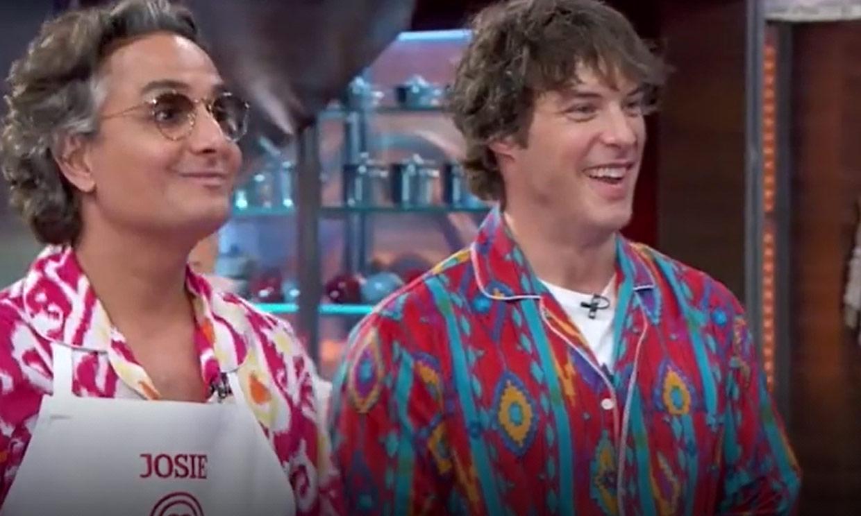 ¡En pijama y con imitación incluida! Jordi Cruz, como nunca le habías visto en 'MasterChef Celebrity'